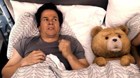 """Mark Wahlberg stars in Seth MacFarlane's """"Ted."""""""