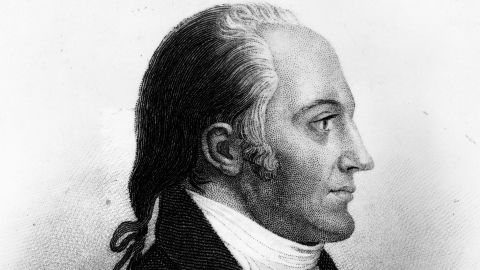 Aaron Burr had two children with Mary Emmons, a woman from India.