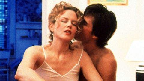 """Cruise and Kidman's characters got hot and steamy in 1999's """"Eyes Wide Shut."""""""