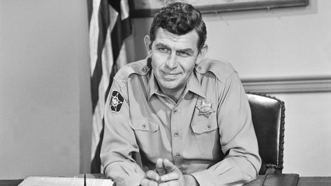 """Andy Griffith, famous for his starring role in """"The Andy Griffith Show,"""" was an actor, director, producer and Grammy-winning Southern gospel singer and writer. He died Tuesday, July 3, at 86. Click through the gallery to see a glimpse of his career and life."""