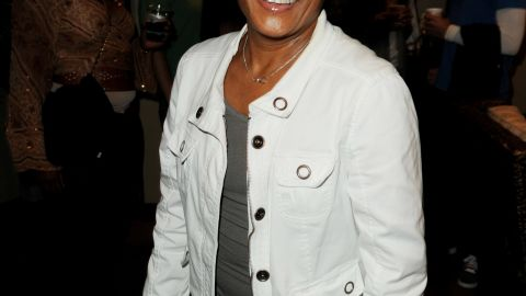 """Stand-up comedian and actress Wanda Sykes announced her sexual orientation -- and her marriage -- in 2008 at a rally for gay marriage. """"You know, I don't really talk about my sexual orientation,"""" Sykes said. """"I didn't feel like I had to. I was just living my life, not necessarily in the closet, but I was living my life. ... But I got pissed off. They pissed me off. I said, 'You know what? Now I gotta get in your face.' """" Sykes was referring to the passage of Proposition 8, banning gay marriage, in California days after her wedding."""
