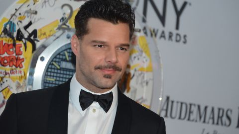 """Pop singer Ricky Martin declared publicly in March 2010 what he avoided discussing for years. """"I am proud to say that I am a fortunate homosexual man,"""" Martin wrote on his official website. """"I am very blessed to be who I am."""""""