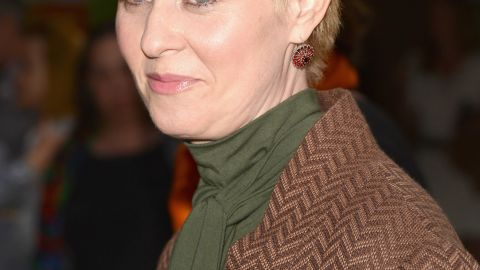 """Reports of """"Sex and the City"""" star Cynthia Nixon's relationship with Christine Marinoni surfaced in 2004, six years after the television show's premiere. Nixon discussed her relationship with New York Magazine in 2006, saying, """"I never felt like there was an unconscious part of me around that woke up or that came out of the closet; there wasn't a struggle; there wasn't an attempt to suppress. I met this woman, I fell in love with her, and I'm a public figure."""""""