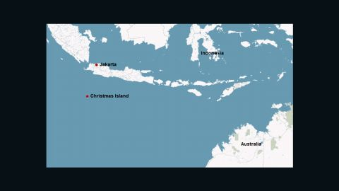 Over the weekend, Australian authorities intercepted six boats in the waters north east of Australia carrying 265 people. All occupants will be checked by doctors before being transferred to Christmas Island for processing, officials said.
