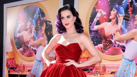 """In the 3-D concert film """"Katy Perry: Part of Me,"""" Katy Perry showcases her joy for music."""