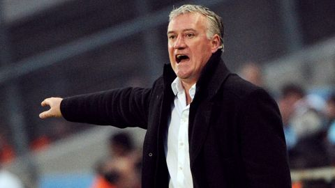 Didier Deschamps amassed 103 caps for France as a player captaining his country to the 1998 World Cup