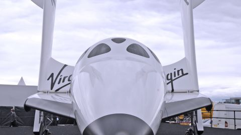 According to Virgin Galactic's chief executive and president, George Whitesides, 529 aspiring astronauts -- among them celebrities such as Ashton Kutcher -- have now paid a deposit on the $200,000 ticket.
