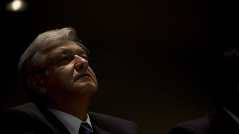 Andres Manuel Lopez Obrador has said a partial recount was not enough to erase his doubts about the vote.