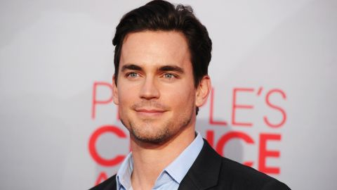 """Lots of people believed """"White Collar's"""" Matt Bomer would have made a great Christian Grey. (The actor appears as a stripper in """"Magic Mike,"""" so we figured he'd be down for some on-screen BDSM.)"""