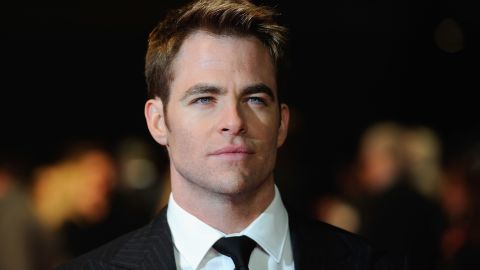 """He's shown his range from """"This Means War"""" to """"People Like Us,"""" so we know Chris Pine could have taken on Grey."""