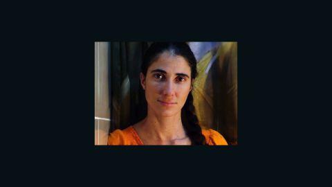 Nobel prize nominee Yoani Sanchez