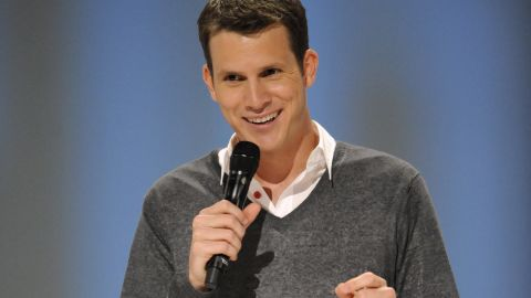Gilbert Gottfried says if you don't think Daniel Tosh's jokes are funny, don't listen and don't go to his shows.