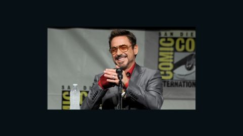 """Robert Downey Jr. is set to reprise his role in """"Iron Man 3."""""""