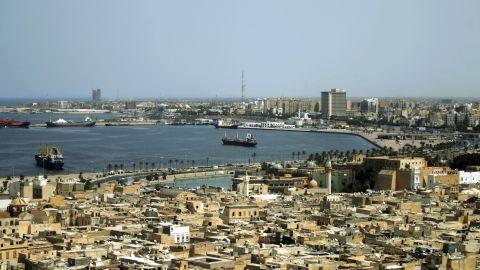 The committee said Ahmad Nabil al-Alam was taken in Tripoli on Sunday (file).