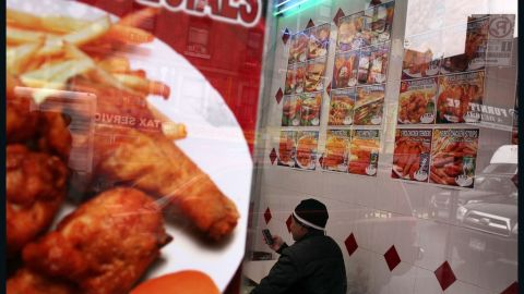 Trans fat consumption among fast-food customers has declined since their use was banned in New York City restaurants.