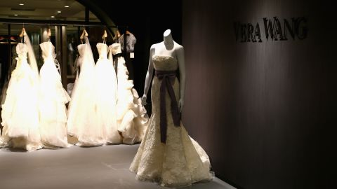 Vera Wang opened her first bridal boutique in Australia on June 27, just a few weeks before she announced her separation from husband Arthur Becker.