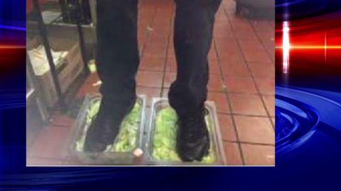 dnt burger king employee stomps lettuce_00000412