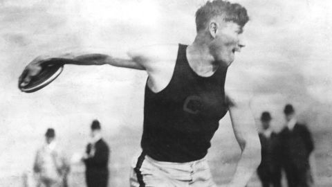 Jim Thorpe was stripped of his gold medals, won in the 1912 Olympics, because he had once been in semi-pro baseball.