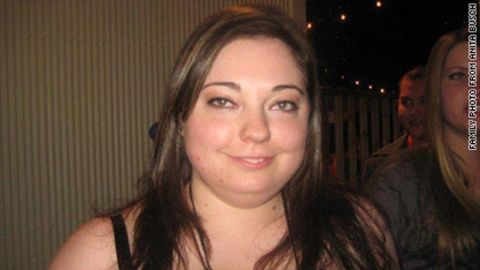 """Micayla C. Medek, 23, known to her friends as Cayla, was """"very spiritual and close to God,"""" cousin Anita Busch told CNN."""
