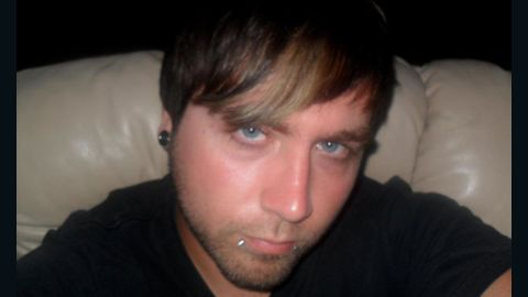 Matthew R. McQuinn, 27, died trying to provide cover for his girlfriend, Samantha Yowler, during the shooting, according to a family attorney. Yowler survived.
