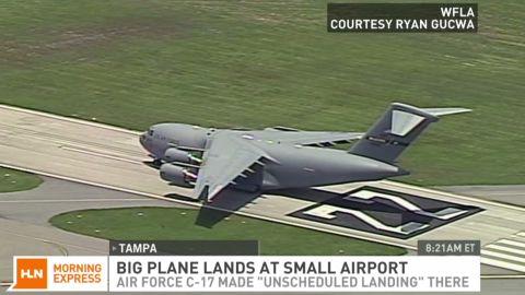 mxp big plane little airport _00002212
