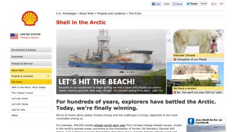 Arcticready.com.