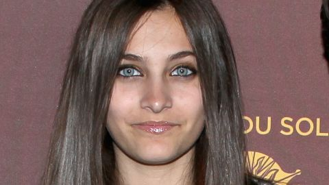 Paris Jackson attended the premiere of Michael Jackson 'The Immortal'  World Tour in Los Angeles, California.