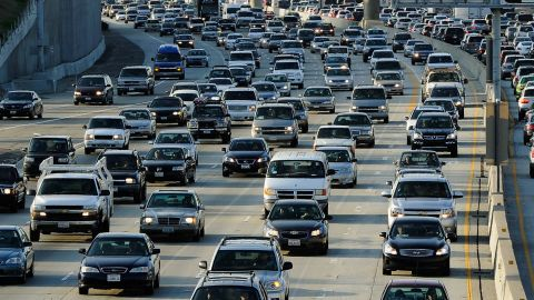 An estimated 7,630 people died in motor vehicle crashes in the first quarter this year.