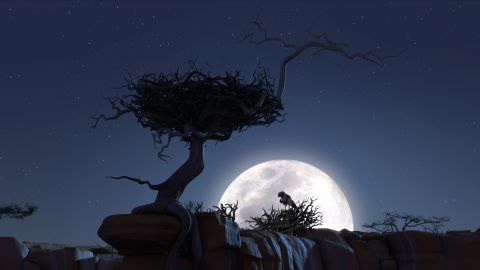 """""""I want people to sit back and have a fantastic time with the characters and have a fantastic insight into some of the amazing African landscapes that we've put into this film,"""" says """"Zambezia"""" director and co-writer Wayne Thornley."""