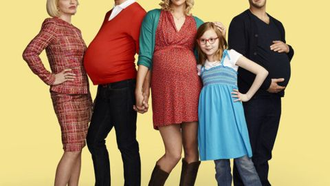 """NBC's """"The New Normal"""" had a better-than-expected debut."""