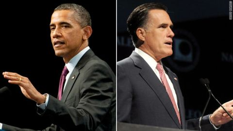 Neither President Barack Obama nor Republican candidate Mitt Romney are pushing for new gun control laws.