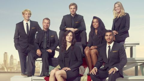 Moderate high-street chain Next designed Team Great Britain's formal wear for Friday's opening ceremony, where the host squad will be paraded in front of their home crowd for the first time.