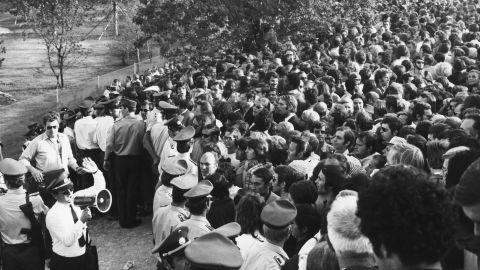A tense standoff followed as Black September demanded the release of 200 political prisoners. The Israeli government refused to negotiate. The German authorities, who had no dedicated anti-terrorist response unit, floundered as the terrorists' deadline approached.
