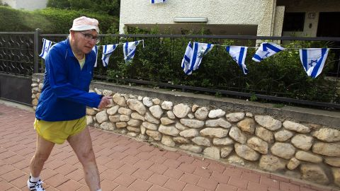 After Munich he became an academic and spent two spells in the Israeli military. At 76 years old he still walks 15 kilometers every day. He is baffled as to why the IOC refused a one-minute silence for the Israeli dead at London 2012's opening ceremony.