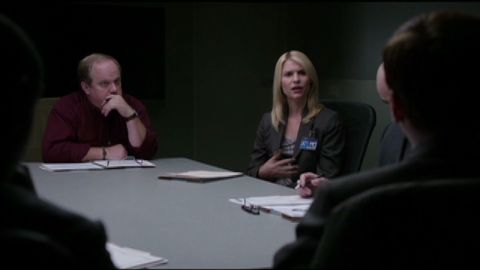 """Claire Danes stars in the successful Showtime drama """"homeland."""""""