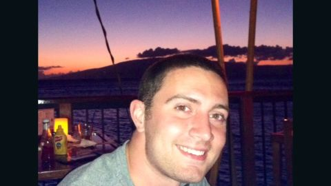 Alexander C. Teves, 24, recently graduated from the University of Denver with a master's degree in counseling psychology. He died protecting his girlfriend.