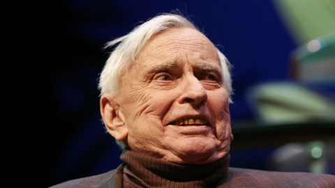 """Gore Vidal wrote more than 20 novels, five plays, numerous screenplays, more than 200 essays and the memoir """"Palimpsest."""""""