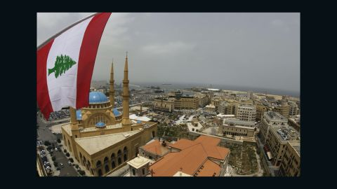 Lebanon gained independence from France in 1943. Located on the eastern coast of the Mediterranean Sea between Israel and Syria, the country is one of the smallest in the Middle East by area.