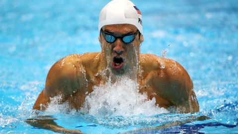 """Michael Phelps, the """"Baltimore Bullet,"""" secured his place as the most successful Olympian of all time by winning his 18th career gold and his 22nd medal overall."""