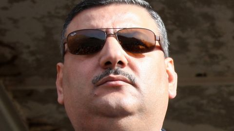 A November 24, 2008 photo shows Syrian Agriculture Minister Riyad Hijab in Quneitra. Syria's embattled President Bashar al-Assad on June 6, 2012, appointed Hijab as the strife-torn country's new premier and tasked him with forming a government, state television reported.