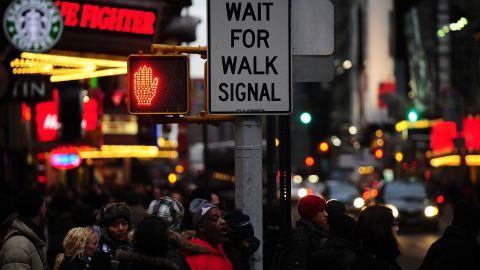Recent government statistics show pedestrian fatalities up 4 percent in 2010.