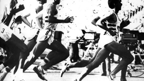 Ovett famously beat Coe, the then world record-holder, in the 800m final. But Coe -- now the head of London 2012 -- would have his revenge, beating Ovett in the 1,500m final. Paige had been double 800 and 1,500m champion at the National Collegiate Athletic Association championships in the U.S.