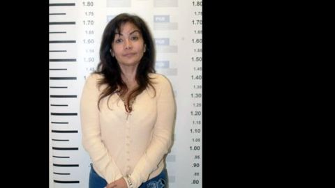 """Sandra Ávila Beltrán, also known as the """"Queen of the Pacific, """" was arrested in Mexico City on September 28, 2007. Now she's free after more than seven years behind bars."""