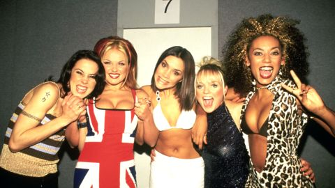 """After crossing over from the United Kingdom to the States and the rest of the world with """"Wannabe"""" in 1996, the Girls spawned two back-to-back best-selling albums, a movie and plenty of hysteria. It's been nearly 20 years since their pop domination, and the group's still got it: At the 2012 Summer Olympics, the five members reunited for a performance at the London games."""