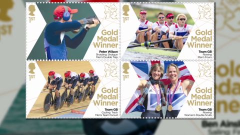 olympic stamps _00012326