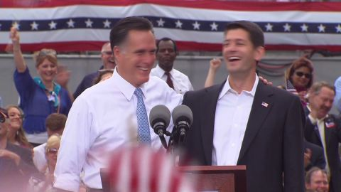 Romney: it's Ryan for my VP_00030911