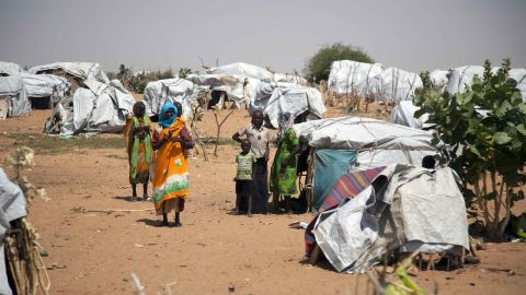 Violence has plagued Darfur for nearly a decade. The United Nations estimates as many as 300,000 people have been killed.