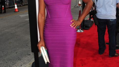 """""""Salt"""" and """"Think Like A Man"""" actress Tika Sumpter has earned the praise of original story creator Howard Rosenman with her version of this character. He said <a href=""""http://www.thedailybeast.com/articles/2012/02/13/the-saga-of-whitney-houston-s-last-movie-sparkle.html"""" target=""""_blank"""" target=""""_blank"""">in a post on The Daily Beast</a> in February that Sumpter was a """"revelation"""" as Dolores."""