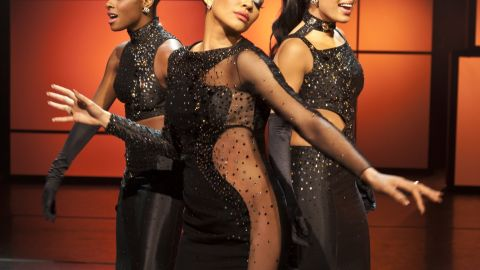The 2012 version still focuses on the three Williams sisters, but this time the setting is Detroit and the era is late-'60s Motown.