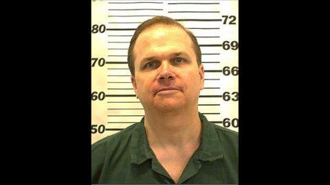 Mark David Chapman is imprisoned for the December 8, 1980, slaying of John Lennon.